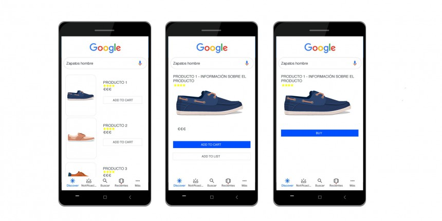 L'última de Google Shopping